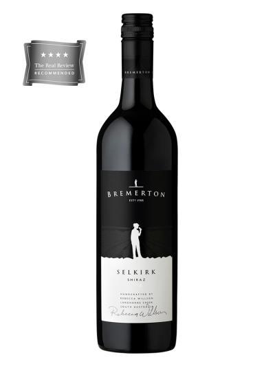 2018 澳洲紅酒 SELKIRK SHIRAZ (澳洲獨立酒評網站 The Real Review 銀牌)