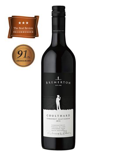 2018 澳洲紅酒 COULTHARD CABERNET SAUVIGNON (知名葡萄酒評鑑家 James Suckling 91分)