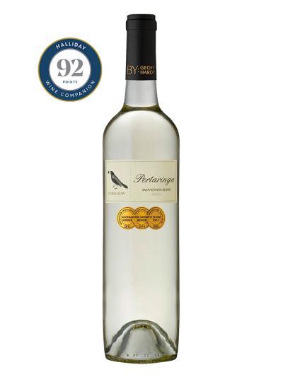 2020 澳洲白酒 Pertaringa Scarecrow Sauvignon Blanc (澳洲知名葡萄酒評鑑家 James Halliday  92分)