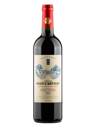 2018 法國紅酒   Château Haut L'Artigue