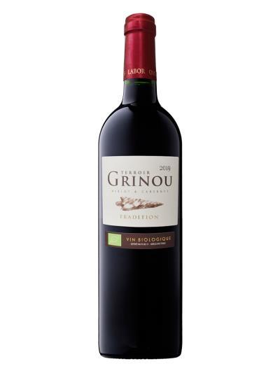2019 法國紅酒   Terroir Grinou Merlot & Cabernet IGP
