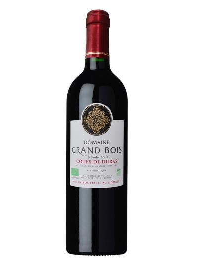 2018 法國紅酒   Domaine Grand Bois
