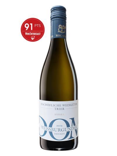 """2019 德國白酒 DOM Riesling Qualitätswein trocken (葡萄酒評鑑雜誌""""葡萄酒愛好者"""" Wine Enthusiast  91分)"""