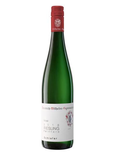 2018 德國白酒 Schiefer Riesling Qualitätswein feinherb