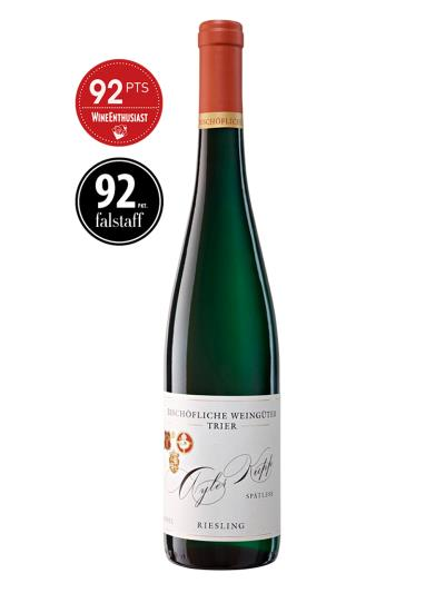 """2017 德國白酒 Ayler Kupp Riesling Spätlese (葡萄酒評鑑雜誌""""葡萄酒愛好者"""" Wine Enthusiast   92分)"""