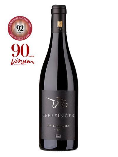 """2018 德國紅酒 Ungstein Spätburgunder """"SP""""  (歐洲知名葡萄酒雜誌   Vinum Wine Magazine  90分)"""