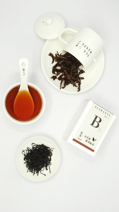 日月潭紅韻紅茶(台茶21號)