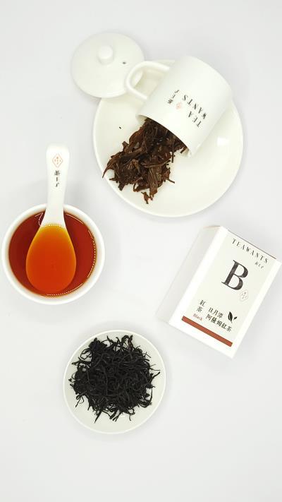 日月潭阿薩姆紅茶