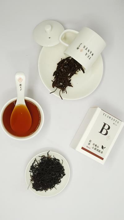 奇萊山小葉種紅茶