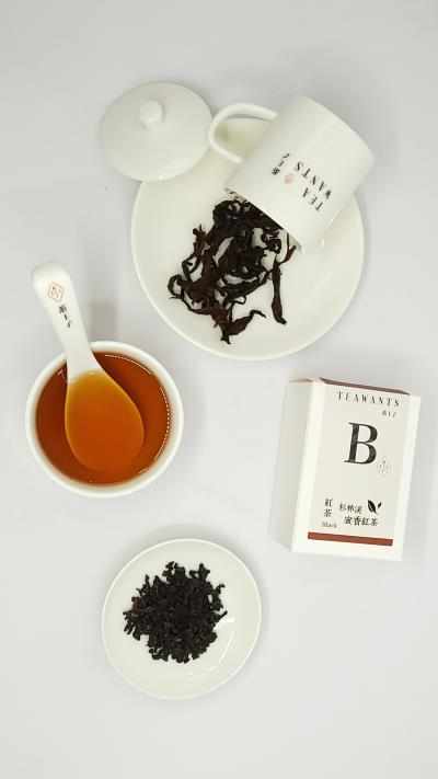 杉林溪蜜香紅茶
