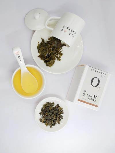 精選四季春青茶
