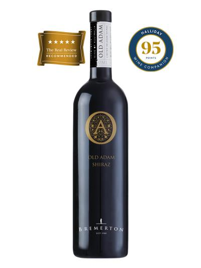 2016 澳洲紅酒 OLD ADAM SHIRAZ (澳洲知名葡萄酒評鑑家 James Holliday   95分)
