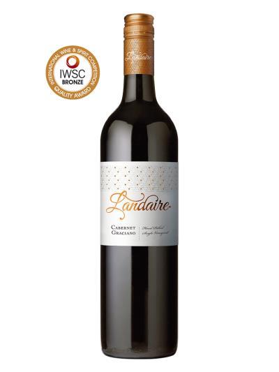 2016 澳洲紅酒 CABERNET GRACIANO (國際葡萄酒暨烈酒大賽  International Wine and Spirit Competition  銅牌)