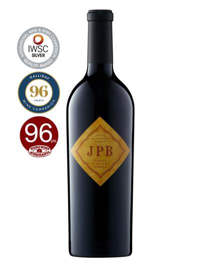 2017 澳洲紅酒 PATRITTI  JPB SHIRAZ (國際葡萄酒暨烈酒大賽 International Wine and Spirit Competition 銀牌)