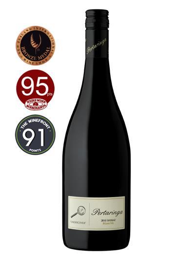 2010 澳洲紅酒 PERTARINGA UNDERCOVER SHIRAZ (澳洲Shiraz葡萄酒挑戰賽  Great Australian Shiraz Challenge  銅牌)