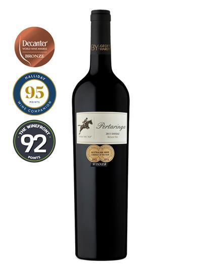 2015 澳洲紅酒 PERTARINGA Over The Top SHIRAZ (品醇客世界葡萄酒大賞 Decanter World Wine Awards  銅牌)