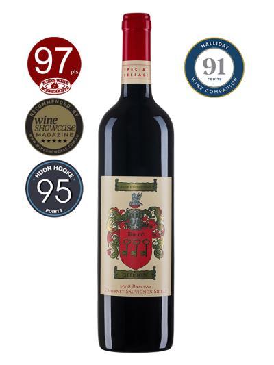 2008 澳洲紅酒 Gibson Bin 60 Cabernet Shiraz ( 澳洲知名葡萄酒機構 Nicks Wine Merchant 97分 )