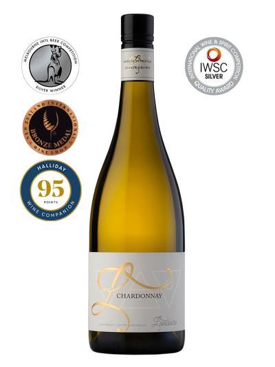 2017 澳洲白酒 Landaire Chardonnay (澳洲知名葡萄酒評論家 James Halliday  95分)