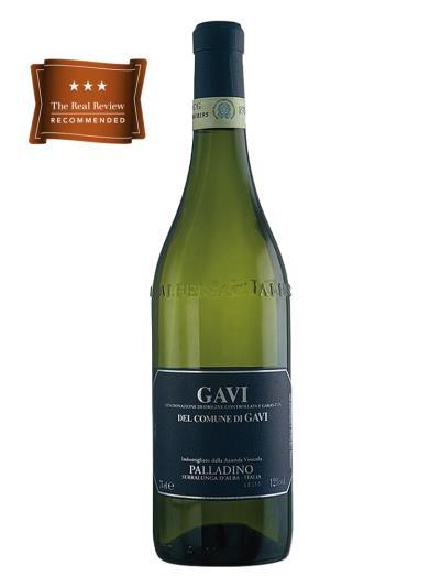 2017 義大利白酒 GAVI del Comune di Gavi D.O.C.G.(澳洲獨立酒評網站 The Real Review   銅牌)
