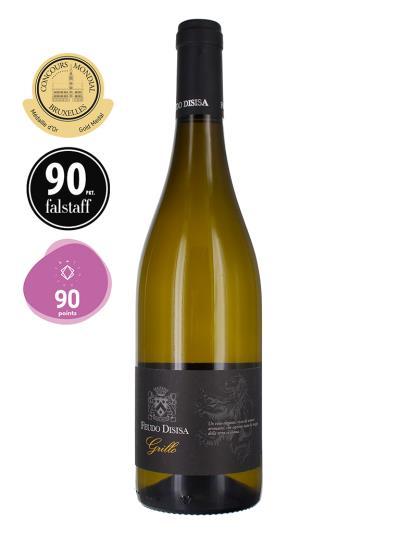 2018 義大利白酒 GRILLO D.O.C. (布魯塞爾國際葡萄酒大賽  Concours Mondial de Bruxelles  金牌 )