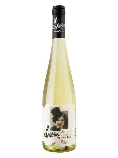 2019 西班牙白酒 La Chalada Semidulce