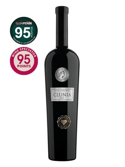 2013 西班牙紅葡萄酒 FINCA EL RINCÓN DE CLUNIA (西班牙權威性酒評雜誌  Guia Penin   95分)