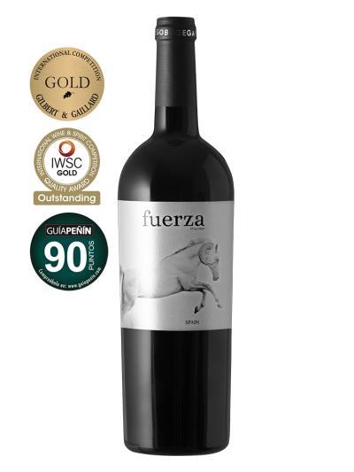 2016 西班牙紅酒   EGO BODEGAS FUERZA (知名葡萄酒指南 Gilbert & Gaillard  金牌)