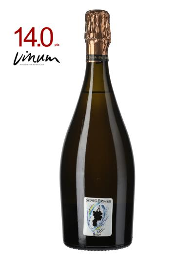 2007 德國香檳 GEORG BREUER BRUT (附木盒)(維諾葡萄酒 雜誌  Vinum Wine  14/20)