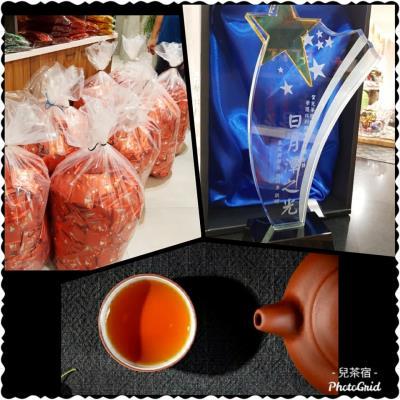 兒茶宿 金獎紅玉18號 40入量販立體茶(非茶粉 冷熱泡皆可)