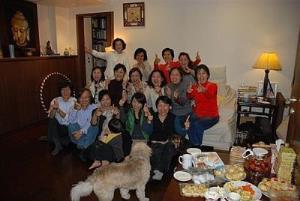 113期四周都是食物的聚會