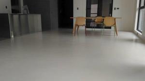 卡多泥創意地坪(白色主題風格)居家空間全區效果
