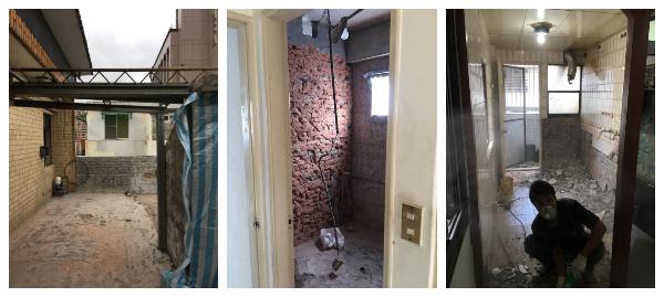 台北室內裝潢拆除工程 - 新北建成拆除工程