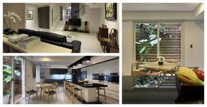 【室內空間設計】三樓透天別墅-自然 | 沉穩 | 內斂