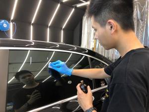 汽車鍍膜是否必要? 是否一定要請店家不能自己鍍膜DIY?|台中風馬專業汽車美容中心
