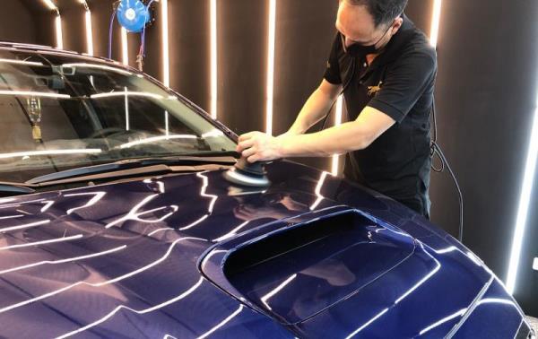台中風馬汽車鍍膜保養