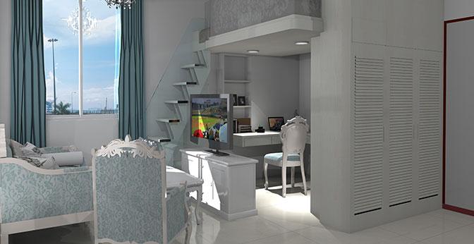 室內設計,是由設計師理念與業主理想所結合