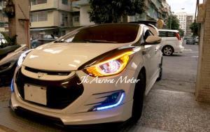 台北車燈改裝-合法LED光型|JK極光Motor