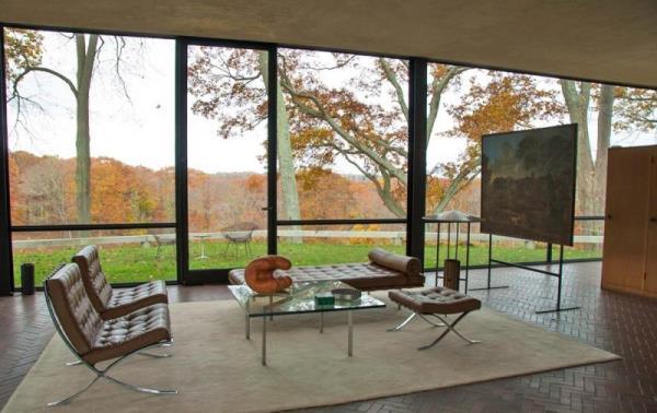 玻璃屋較一般水泥建築有高可塑性的優勢