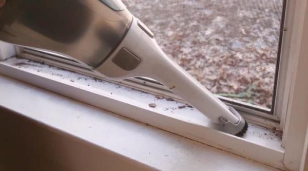 門窗清潔是門窗保養的第一步