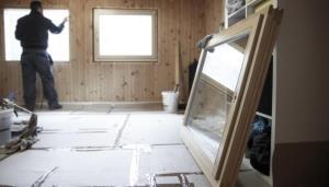 【鋁門窗安裝施工】關於乾式與濕式施工法|台中烏日新興鋼鋁防盜門窗行