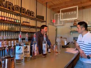 美國加州—威士忌酒莊與大宅酒窖拜訪之旅 EP3