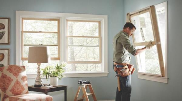 舊窗換新窗-乾式與濕式施工法
