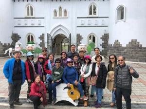 新加坡 太極協會 台灣遊