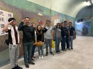 印尼朋友 角板山之旅