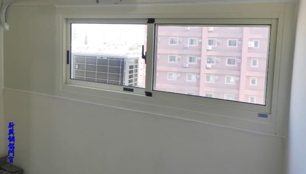 氣密門窗安裝|新興鋼鋁防盜門窗行