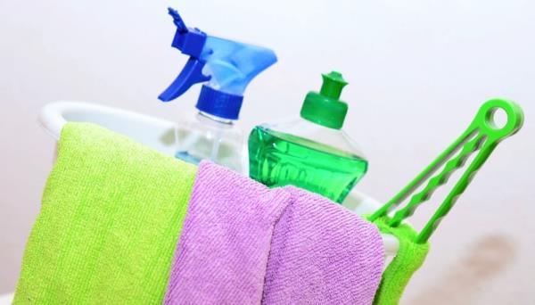 居家清潔秘訣:養成隨手清潔很重要