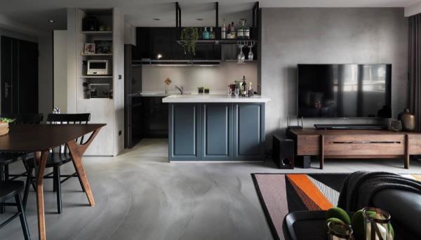 無縫地坪,客製化屬於您的高質感創意地坪 卡多泥創意地坪