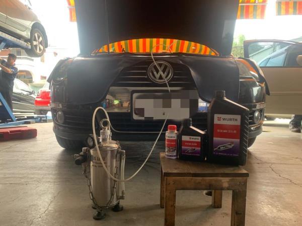 汽車保養|柴油DPF清潔活化