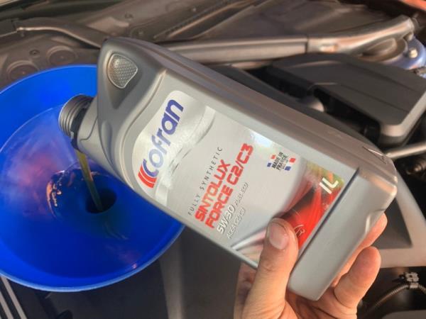 汽車機油更換