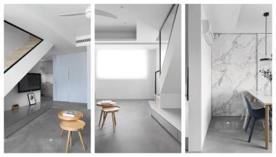 卡多泥創意地坪,居家空間地坪設計|卡多泥 ft.必設計
